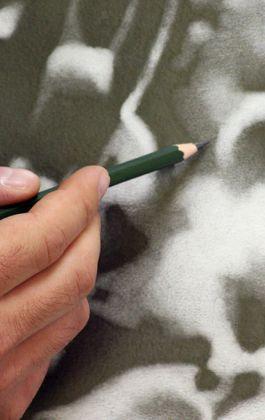drawing pencil dessin olovka crtež traditional man