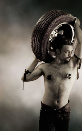tire guma performance fashion photography moustache alfa
